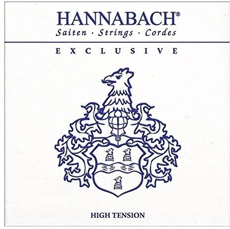Hannabach 652741 pojedynczy sznur E1 do gitary klasycznej 652741