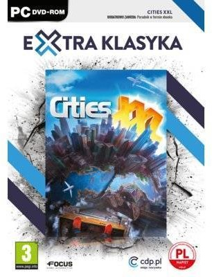 Cities XXL Extra Klasyka PC