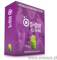 eNexus Monitoring telefonu SpyONE All in ONE - Abonament na 6 miesięcy Android G-14569999 6