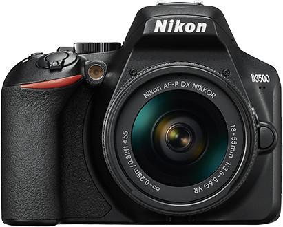 Nikon D3500 + AF-P 18-55 VR (VBA550K001)