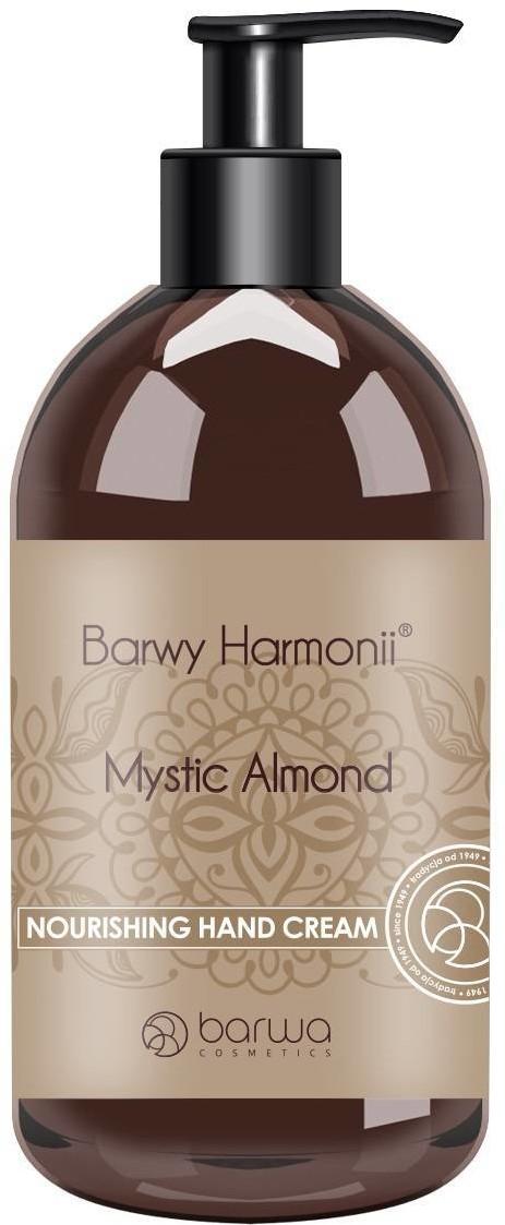 Barwa Harmonii Odżywczy Krem do rąk Mystic Almond 200ml
