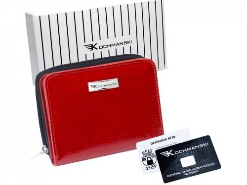 Kochmanski Studio Kreacji Studio Kreacji portfel damski skórzany PREMIUM 4168