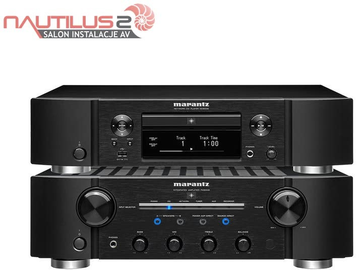 Marantz PM8006 + ND8006 srebrny