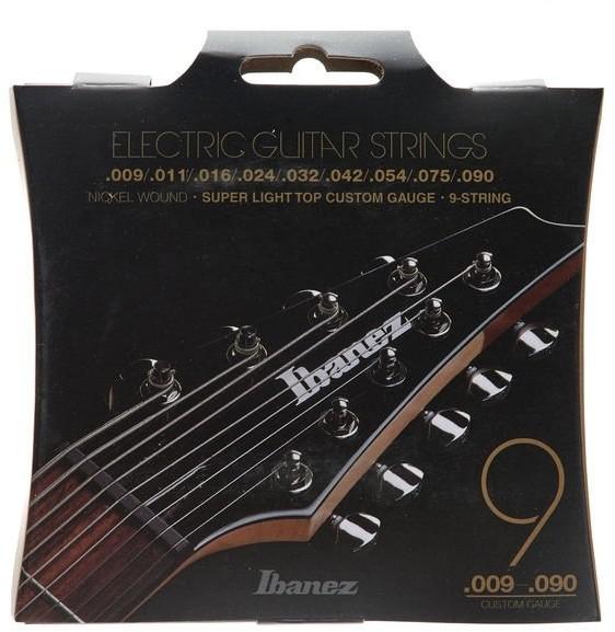 Ibanez IEGS9 struny elektryczne 9-90 9 str