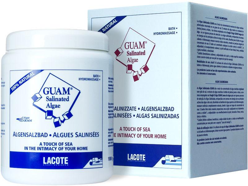 Lacote lacote Alghe Salinizzate Algi Zmikronizowane Do Kąpieli 5kg - Profesjonalny produkt