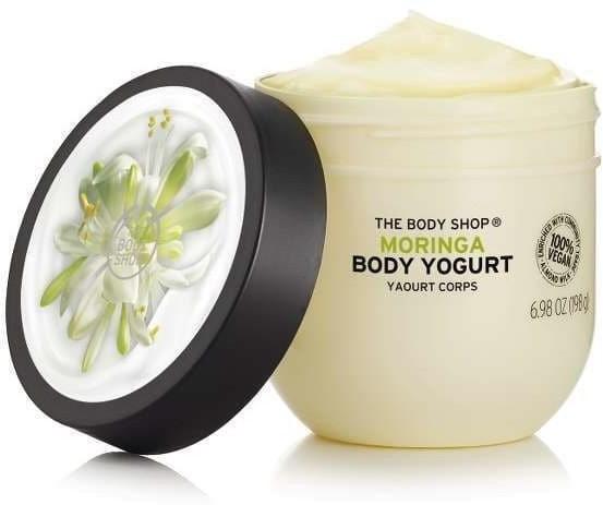 The Body Shop The Body Shop_moringa Body YOGURT_200 Ml_na Lato