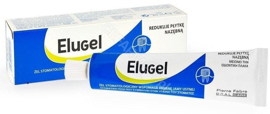 PIERRE FABRE Elugel żel stomatologiczny 40 ml