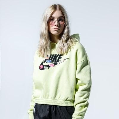 Nike BLUZA Z KAPTUREM W NSW ICN CLSH CJ2034-367