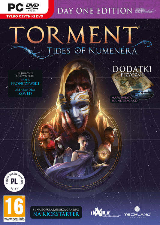 Torment Tides of Numenera PC