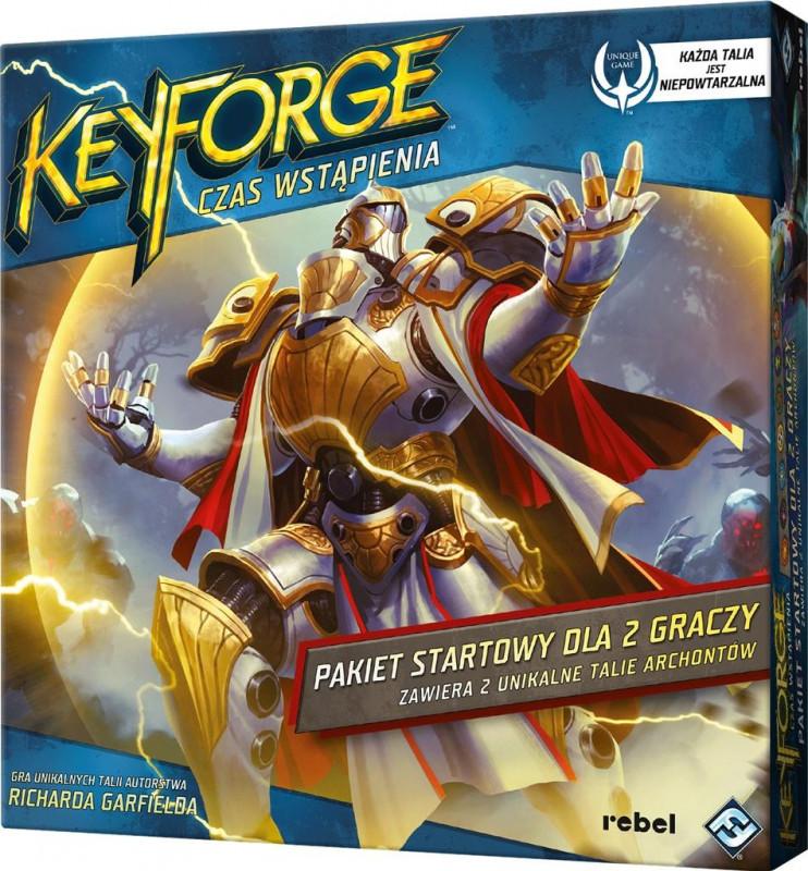 Rebel KeyForge: Czas Wstąpienia - Pakiet startowy