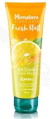 Himalaya Fresh Start żel cytrynowy do mycia twarzy 100 ml