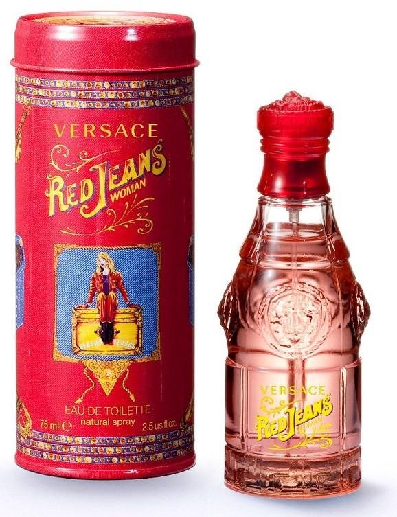 Versace Red Jeans woda toaletowa 75ml