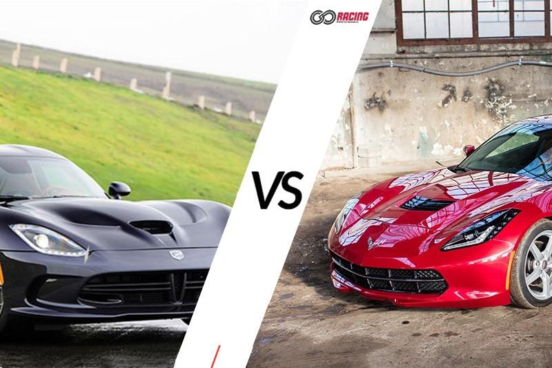 go racing Jazda Dodge Viper GTS vs Chevrolet Corvette C7 : Ilość okrążeń - 2, Tor - Tor Białystok, Usiądziesz jako - Kierowca