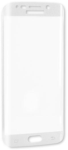 IziGSM folia ochronna poliwęglan szkło hartowane na cały ekran białe do APPLE iPhone 8