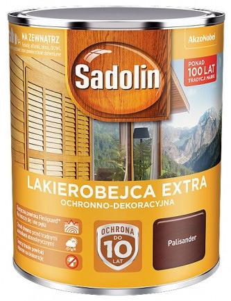 Sadolin Lakierobejca 0,75 L Popielaty 4153728
