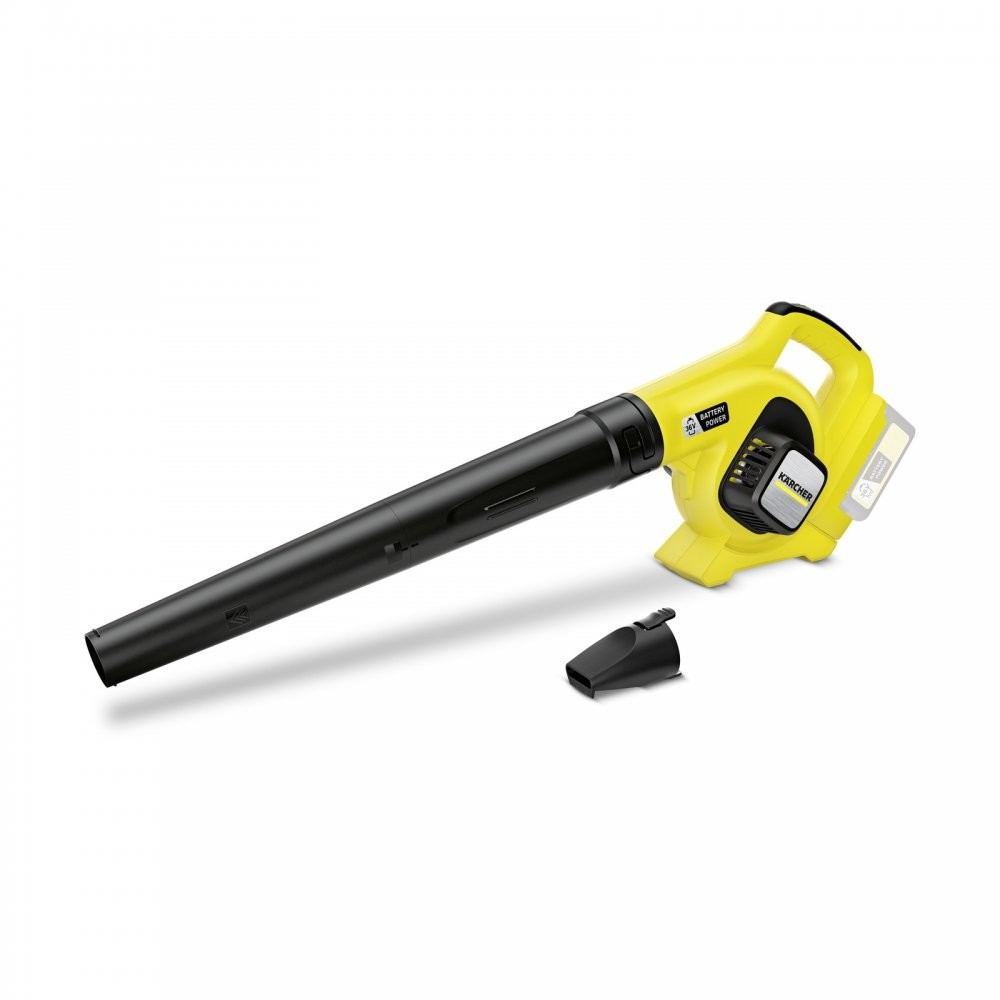 Kärcher LBL 4 akumulatorowy dmuchawa do liści 250 km/h Czarny, Żółty 36 V 4054278459899