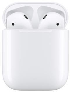 Apple AirPods 2019 (II kwartał) (MV7N2ZM/A)