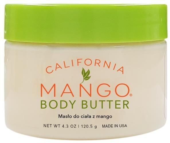 Mango CALIFORNIA MANGO_Body Butter masło do ciała 120,5g