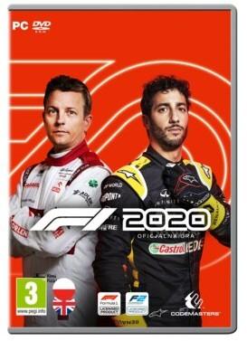 F1 2020 Edycja Standardowa (GRA PC)