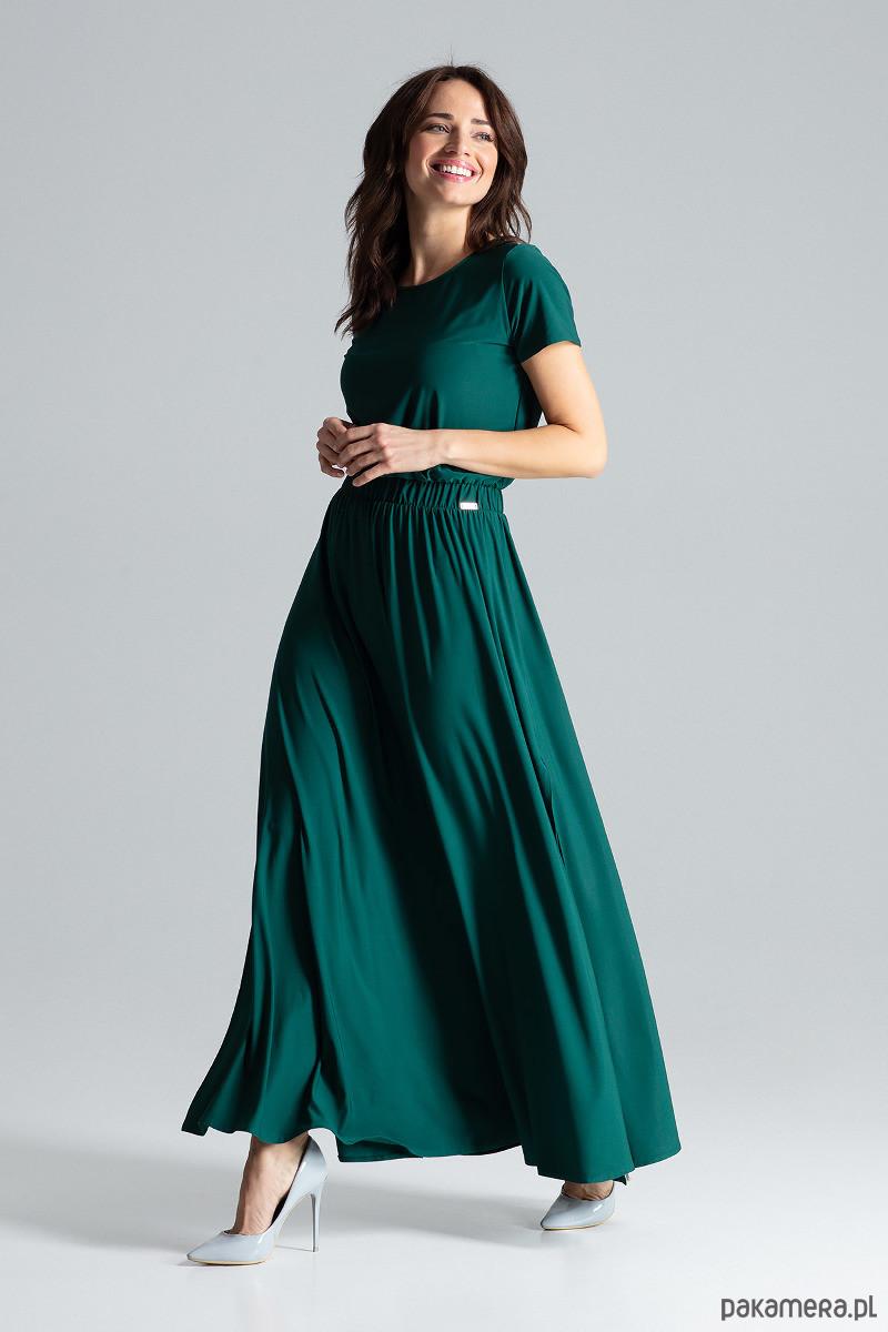 Sukienka L042 Zielony