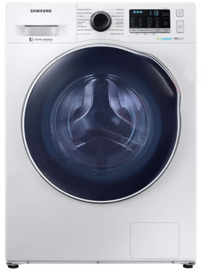 Samsung WD80K52E3AW Eco Bubble