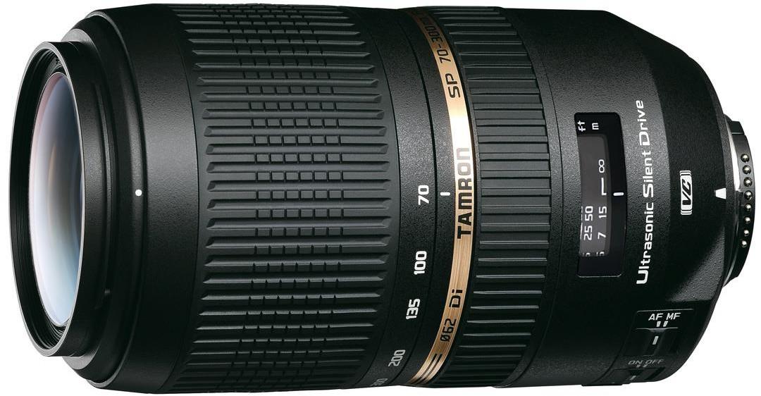 Tamron SP 70-300mm f/4-5.6 Di VC USD Nikon (A005NII)