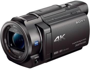 Sony FDR-AX33 (FDRAX33B.CEN)
