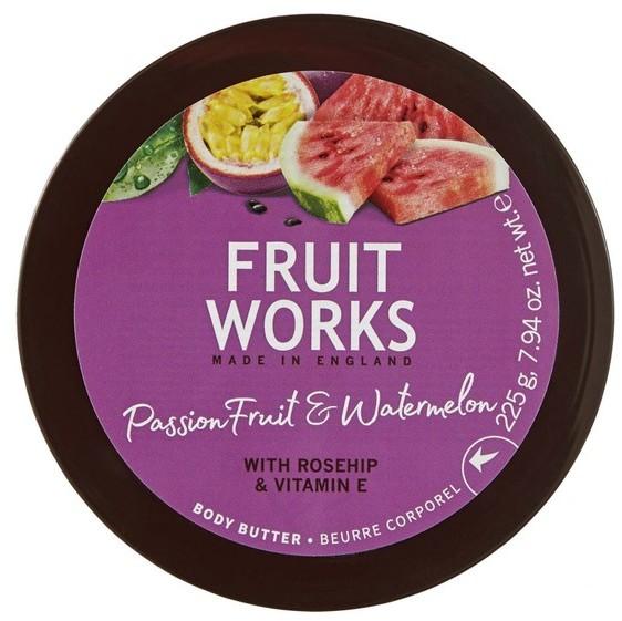 Grace Cole Fruit Works masło do ciała Marakuja & Arbuz 225ml