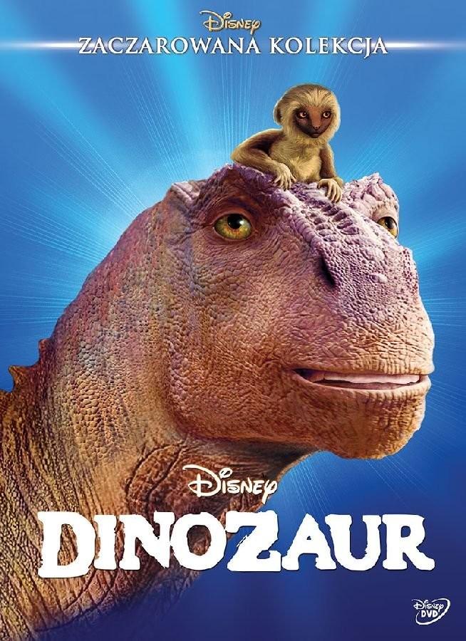 Walt Disney Studios Home Entertainment Zaczarowana kolekcja Dinozaur DVD) Leighton Eric Zondag Ralph