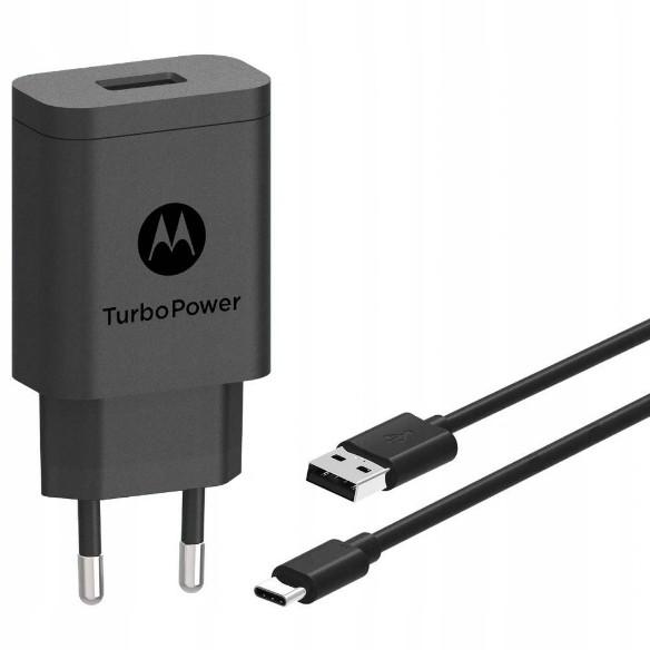Motorola Ładowarka Turbo Power G6 G6 Plus X4 Z3 Z2