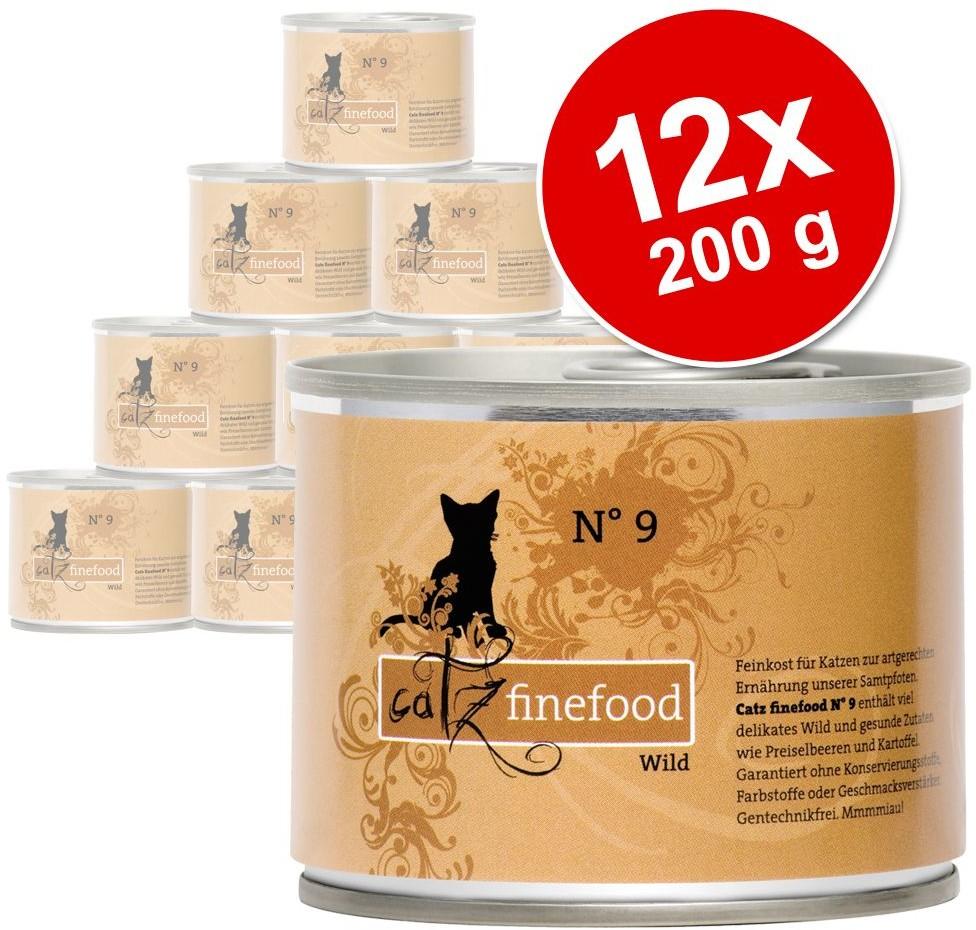 Catz Finefood w puszce 6 x 200 g II