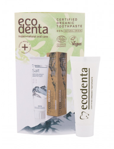 Ecodenta Organic Salt Sensitivity pasta do zębów 10 ml unisex