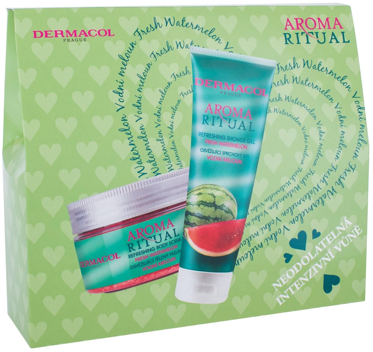 Dermacol Aroma Ritual Fresh Watermelon 250 ml Żel pod prysznic
