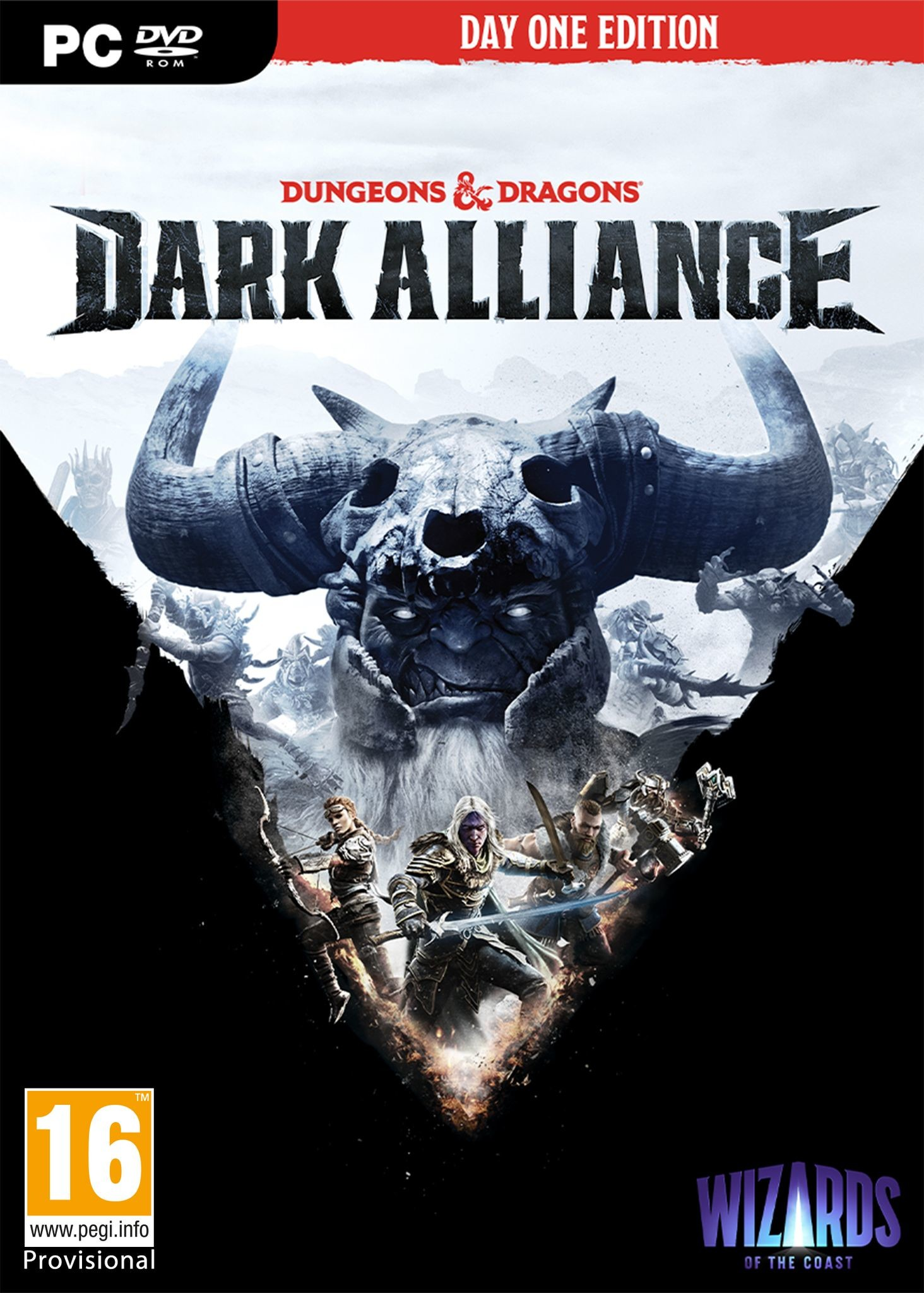 Dungeons & Dragons: Dark Alliance Day One Edition (GRA PC)
