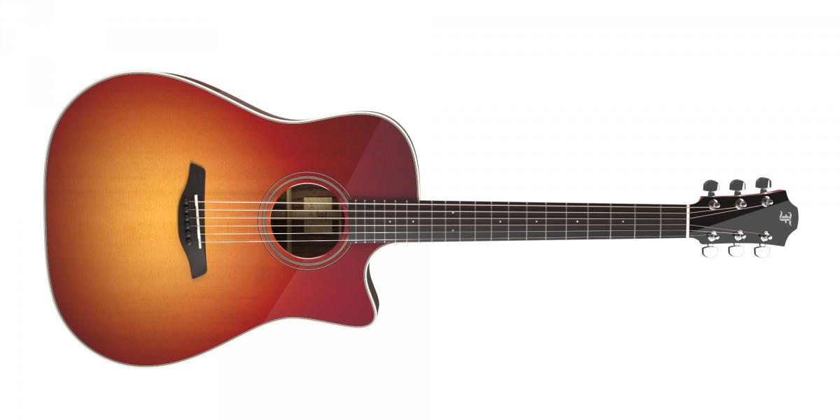 Furch Green Dc-SR Sunburst LR Baggs SPE Gitara Elektro-Akustyczna