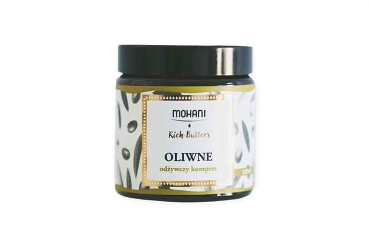 Mohani MOHANI_Rich Butters masło do ciała Oliwne 100g