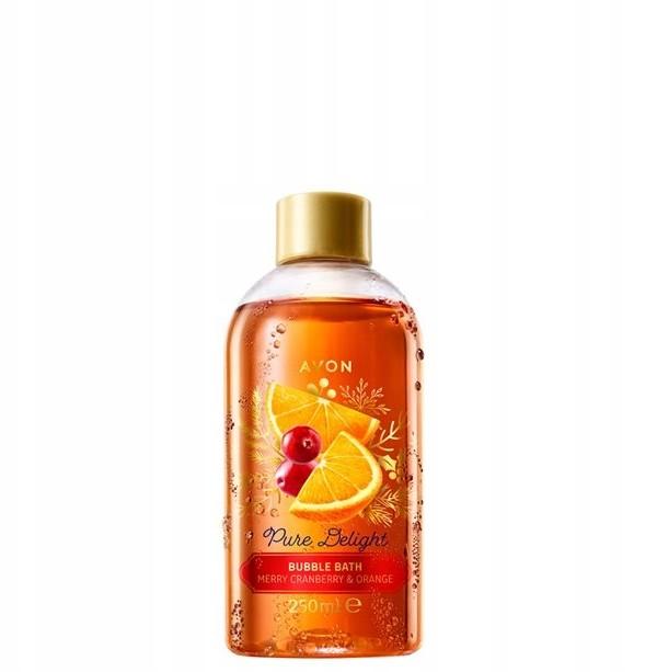 Avon Płyn do kąpieli Żurawina i pomarańcza 250 ml