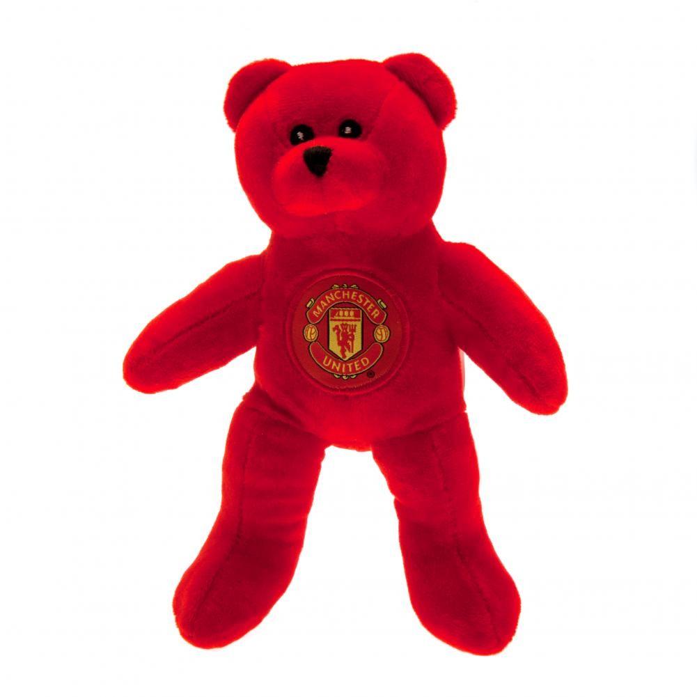 Manchester United - mała maskotka