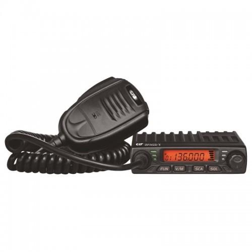 CRT Radiotelefon SPACE COM 136-174 MHz