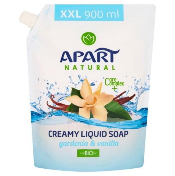 Apart natural mydło w płynie zapas 900ml