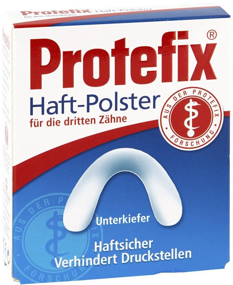 Queisser Pharma GmbH & Co. KG Protefix poduszki mocujące dolną protezę zębową 30 szt.