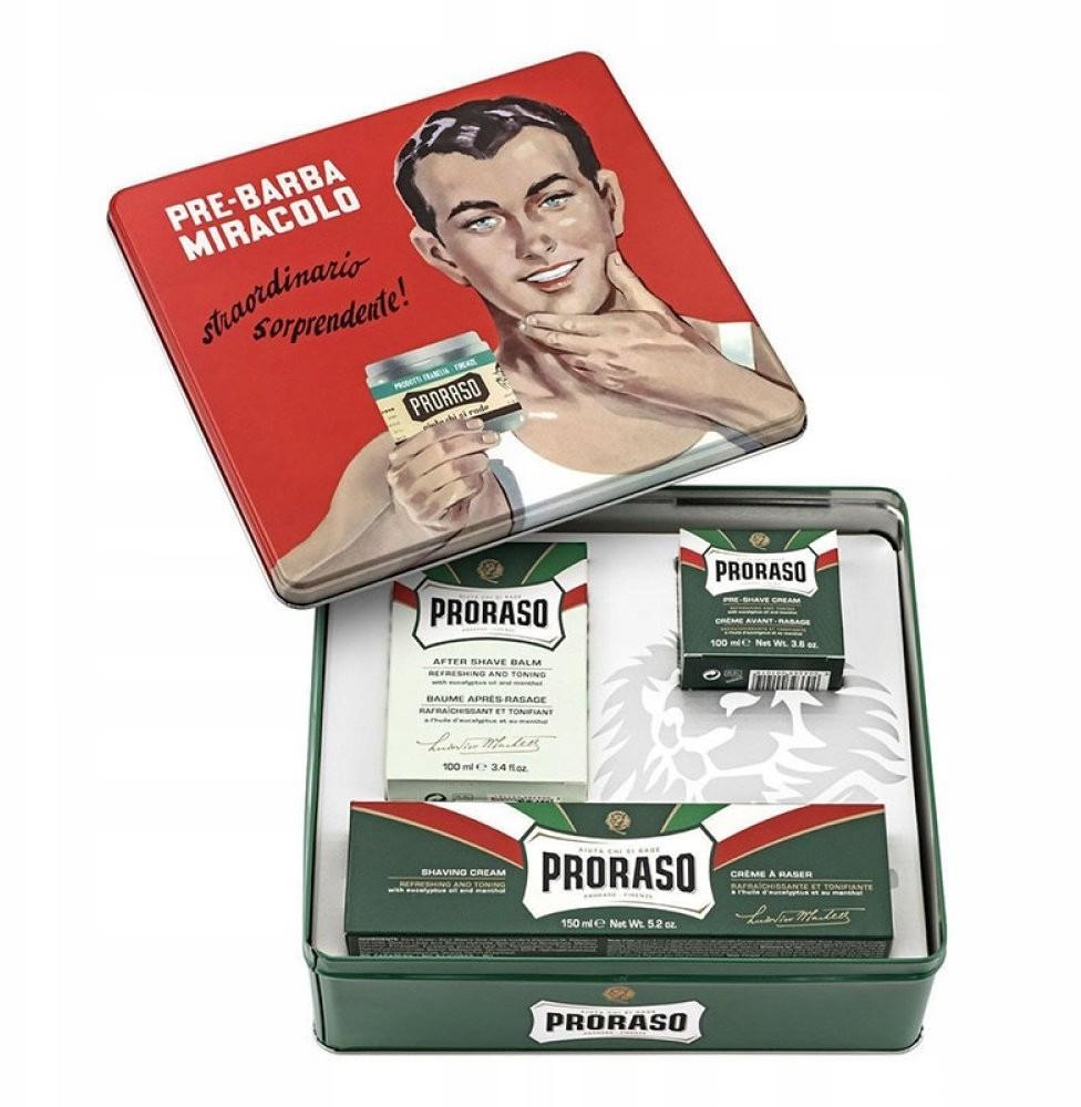 Proraso Zestaw prezentowy Vintage Selection Gino