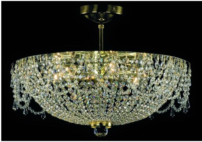 Artcrystal Artcrystal PCB118300006 - Żyrandol kryształowy 6xE14/40W/230V