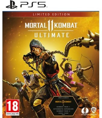 Mortal Kombat 11 Ultimate Limited Edition (GRA PS5)
