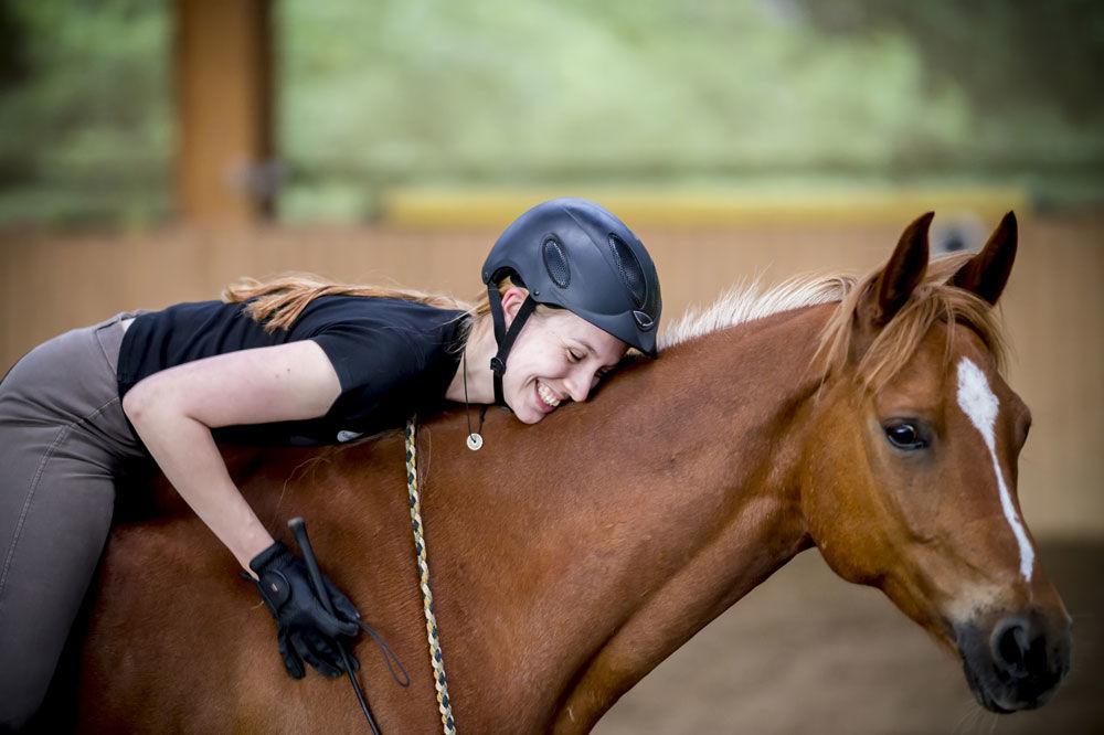 Indywidualna lekcja jazdy konnej dla początkujących