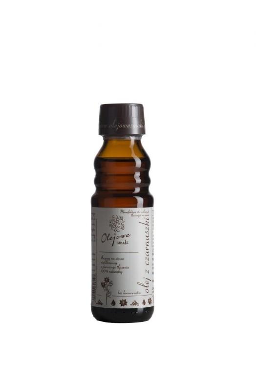 Olejowe Smaki olej z Czarnuszki Zimnotłoczony 100 ml - Olejowe Smaki 36S_1154
