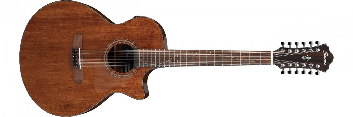 Ibanez AE2912-LGS gitara 12-sto strunowa elektro akustyczna