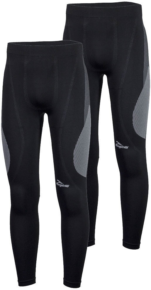 Rogelli CORE 2-pak bielizna spodnie termoaktywne czarny 070.122