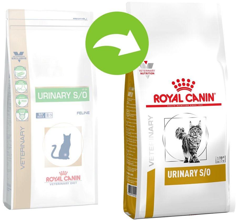 Royal Canin Urinary S/O Feline LP34 9 kg