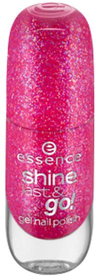Essence Shine Last & Go! Lakier do Paznokci 07 Party Princess